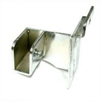 Кронштейн КD6-H2 для крепления  трубы 16*32 (правый) на эконом панель