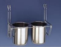 СWJ 263 А   2 металлических стакана  (340*180*280)