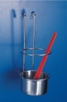 СWJ 301 В   Подставка для столовых приборов на трубу d=16 (115*165*250)