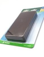 Подпятник самоклеящийся  25х102мм HD70430 (6шт.) коричневый (!высокая г/п!)