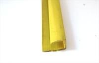 Молдинг Р-образный желтый L=2,44м
