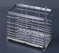 SJ 301D Подставка для столовых приборов нерж. сталь