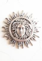 Солнце, алюминий, д.34см