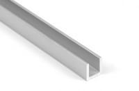 Алюминиевый профиль П-обр.(ДСП 16мм) 3.0м