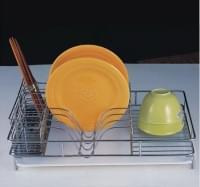 SJ-266 D Сушка для посуды нерж. сталь   (Д737*Г239*В371)