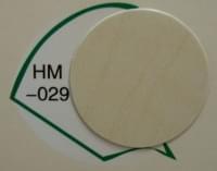 Заглушка самоклеящаяся d=20 береза светлая HM-029