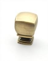 Ручка кноб 20х20мм старая бронза FW1638