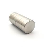 Ручка для сантехнической двери D=38 L-85 нержавеющая сталь