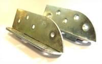 Стяжка кроватная правая металл цинк