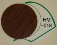 Заглушка самоклеящаяся d=20 орех HM-018