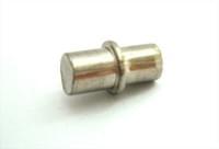 Полкодержатель двухсторонний D=5 металл хром