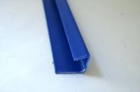 Молдинг Р-образный синий L=2,44м