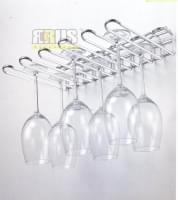 Секция для бокалов 5 рядов  ВJ 003G (450*320*61мм)