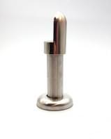Ножка для сантехнической перегородки L-95мм нержавеющая сталь