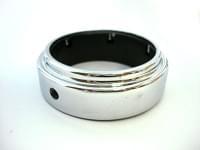 Кольцо-держатель на трубе D=50 м хром  Z003