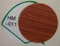 Заглушка самоклеящаяся d=20 вишня темная HM-011