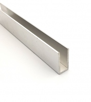 Профиль для душевой кабины SF 31 12х26мм L=2м алюминий