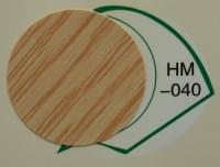 Заглушка самоклеящаяся d=20 ольха светлая HM-040