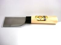 Кромкорез - лопатка с деревянной ручкой