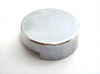 Держатель зеркала D=22,5 пластик хром