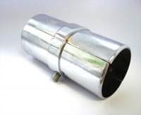 TR-13 D=50 Торцевой внутр.соединитель хром (Z-013A-50)