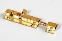 Шпингалет 52мм Y404 метал жёлтый