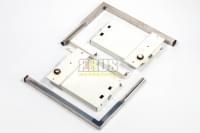 Механизм для складной кровати   вертикальный   (339-1)     (44см*16см*4см)