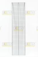 Полка проволочная для гардеробной системы 1220х305мм цвет:серый