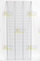 Полка проволочная для гардеробной системы 1220х508мм цвет: серый
