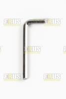 Ключ шестигранный Г-образный 5мм