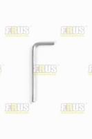 Ключ шестигранный Г-образный 3мм